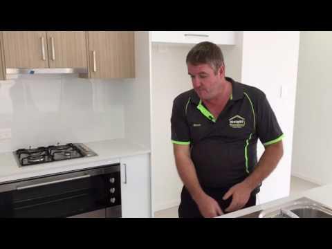 Pre Handover Inspection of a New Property