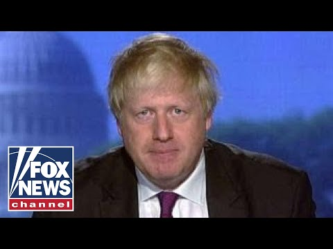 Boris Johnson warns US against ending the Iran deal