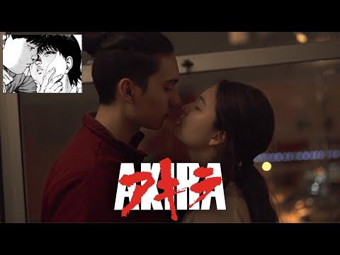 Akira Live Action Kaneda And Kei Youtube