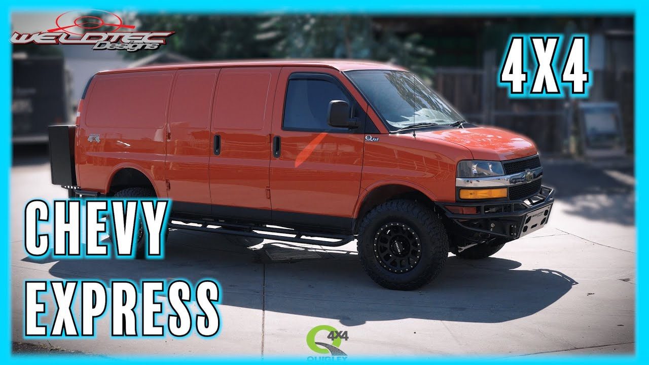 Chevy Express 2 8 Duramax Vs Chevy Express 6 6 Duramax Youtube
