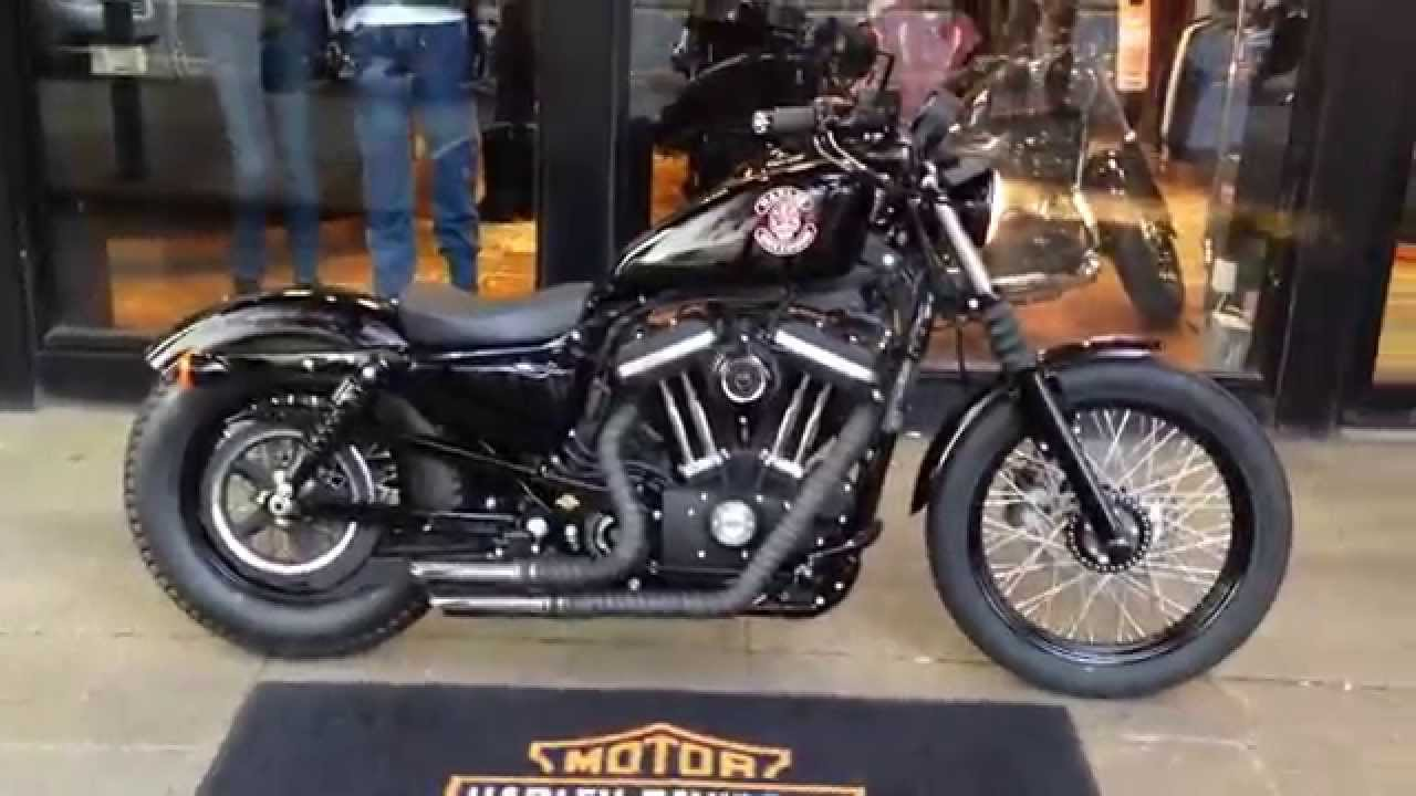 2014 harley davidson sportster iron 883 custom special. Black Bedroom Furniture Sets. Home Design Ideas