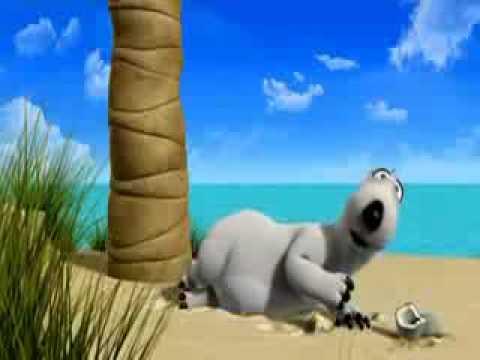 el oso bernardo - un dia en la playa
