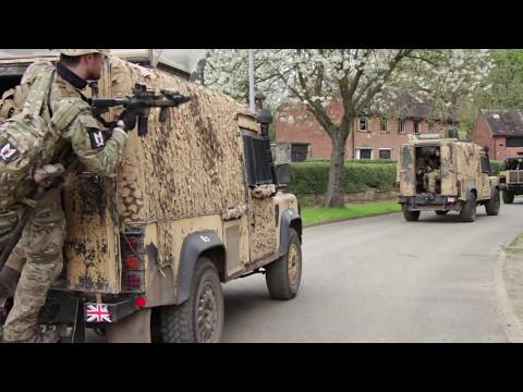 Stirling Airsoft's Operation:Darkfire Trailer