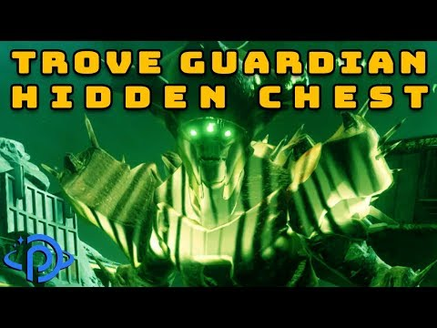 Destiny 2: Shadowkeep   How To Get The Trove Guardian Hidden Chest