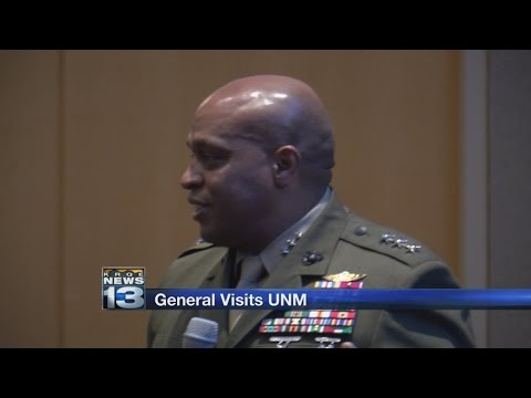 UNM hosts talk with Director of Defense Intelligence Agency