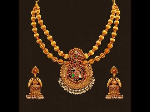 Jewelry DesignLatest Gold  Designs/All jewellery fashionable collection