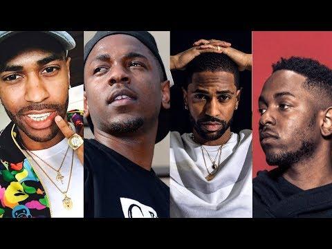 Big Sean GOES at Kendrick Lamar on DJ Khaled's On Everything'