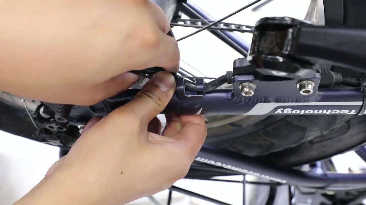 Remove Rear Tire