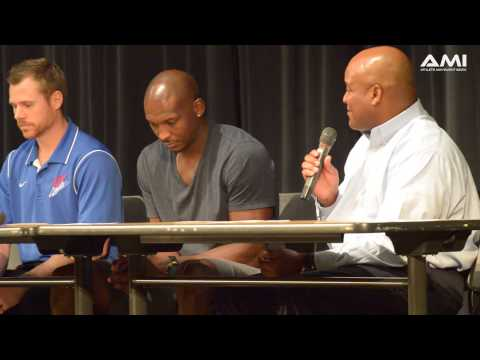Deron Cherry on Injury Prevention & the AMI