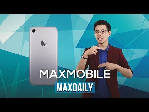 Maxdaily 15/3/2016: Rò rỉ thông tin về iPhone 7, Wikipedia hỗ trợ người khiếm thị