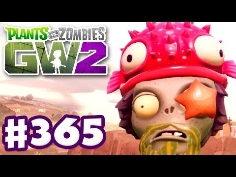 I Am Fish Legendary Hat! - Plants vs. Zombies: Garden Warfare 2 - Gameplay Part 365 (PC)