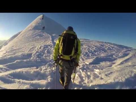Ascensión al Mont Blanc por Gouter