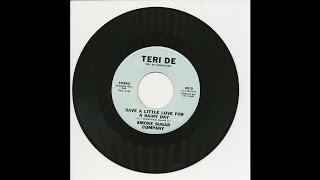 Smoke Sugar Company - Save A Little Love For A Rainy Day - Teri De 0010