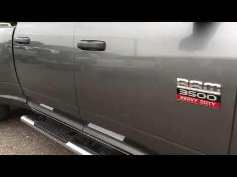 2012 dodge ram 3500 drw dually 4x4 Cummins 6.7L SLT