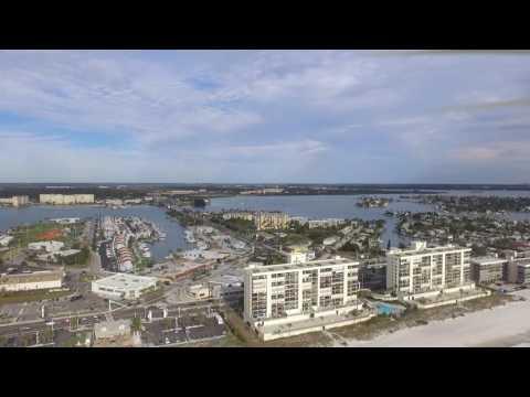 Redington Beach drone - Autopilot to Mad Beach public area