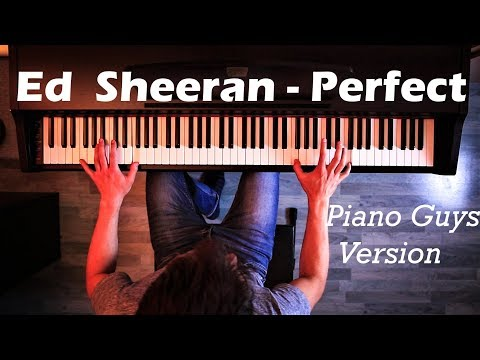 Ed Sheeran - Perfect | Piano Guys Version