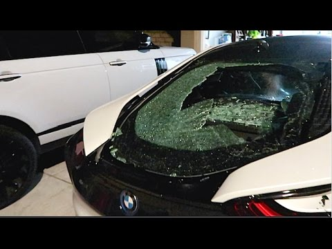 HATER DESTROYS MY BMW i8