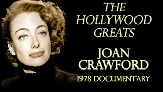 Joan Crawford: 'The Hollywood Greats' Documentary 1978