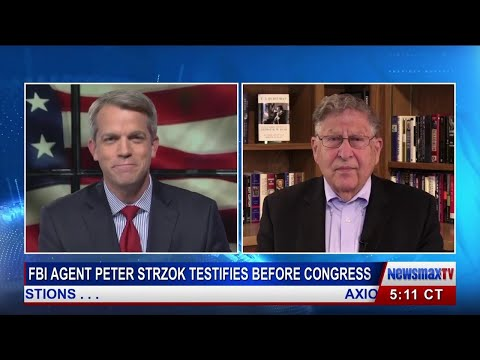 John Sununu Discusses the Peter Strzok Testimony