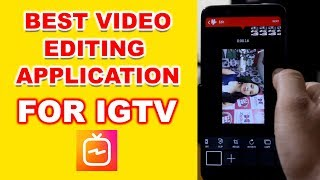 Best Video Editing App For IGTV | Best Video Editing App For Android | Videoshop - Technical Vids