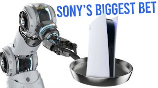 Sony's BIGGEST Bet For PS5's Future