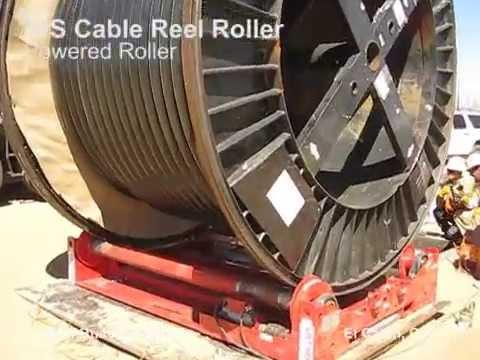 Hcrr Powered Roller Youtube