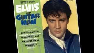 Elvis Presley ♫ Guitar Man (Takes 1,2 & 5)