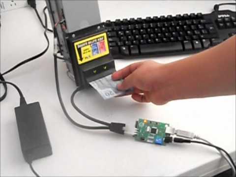Funcionamiento Convertidor MDB USB