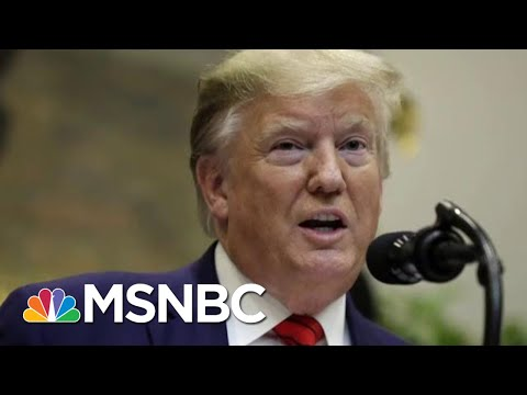 New Poll Shows Majority Of Voters Think Trump Should Be Impeached   Velshi & Ruhle   MSNBC