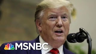 New Poll Shows Majority Of Voters Think Trump Should Be Impeached | Velshi & Ruhle | MSNBC