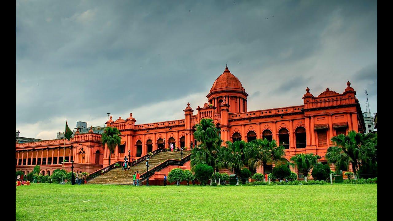 Image result for Ahsan Manzil dhaka