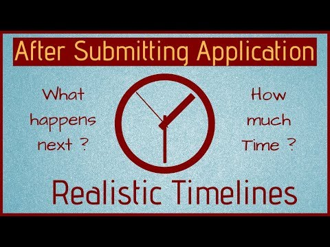 Realistic Processing Timelines (Canada Express Entry) - YouTube