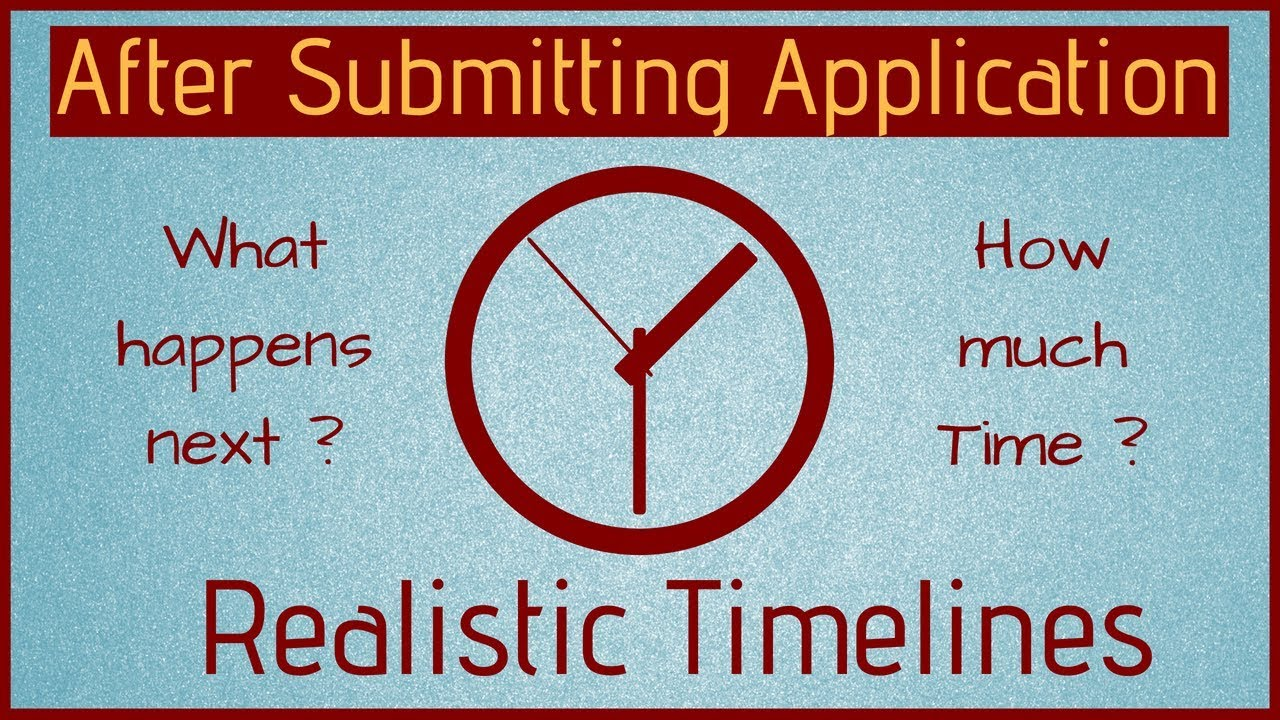 Realistic Processing Timelines (Canada Express Entry)