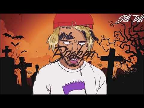 Lil Peep - Broken ft. Lil Uzi Vert (2018 Leak)