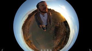Pourquoi y a-t-il 360° dans un cercle ? (vidéo en 360° !!)