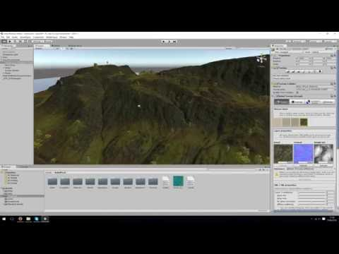 Unity5: Using Gaia with RTP - How to add RTP to your Gaia Terrain