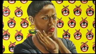 How does racial tension today affect black artists?