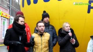 Choinki pod choinkę od RMF FM i kolędowanie z zespołem Enej - Olsztyn