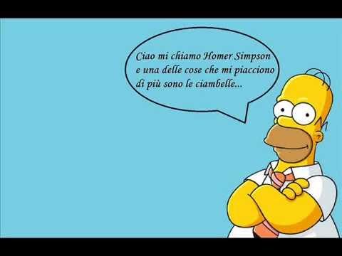 Ciambella Homer Simpson