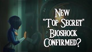 "Jason Schreier Confirms ""New Bioshock"" Being Developed by Top Secret New 2K Studio!?"