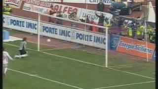 Serie B | Catania-Catanzaro 3-0 Stagione 2005/06