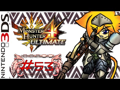 LZ : Monster Hunter 4 Ultimate #53 [Advanced : Fury on the Mount] | Online