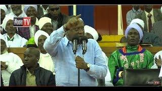 President Uhuru Kenyatta kuhaicia cukari