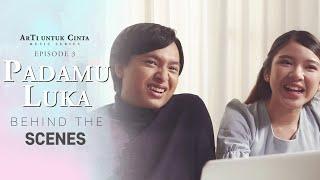 ARSY WIDIANTO - PADAMU LUKA (BEHIND THE SCENE MUSIC VIDEO)
