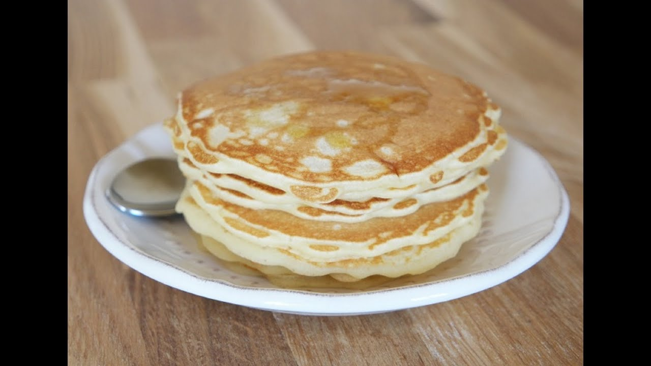 How To Make The Best Pancakes In The World Youtube