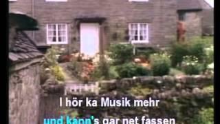 DU ENTSCHULDIGE I KENN DI  Peter Cornelius (Karaoke)