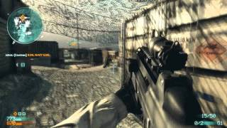 Medal Of honor multiplayer random footage 1080p maxed out