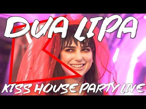 Dua Lipa on New Rules, Drake & more! | KISS House Party Live