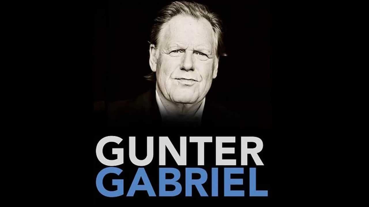 gunter gabriel deutschland ist youtube