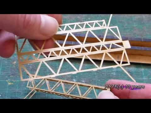 Building A Model Railway – Catenary